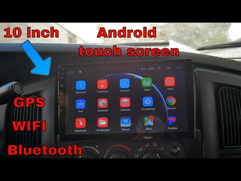 CHEAP 10 Inch Touch Screen Android Car Radio (51 Dollars)