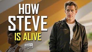 WONDER WOMAN 1984 EXPLAINED: How Steve Trevor Is Still Alive | Fan Theories, Plot Leaks & More