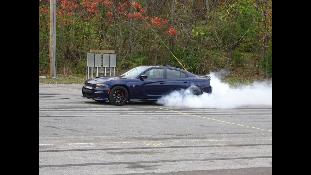... 2015 Dodge Charger SRT Hellcat & 392 at Summit Point Raceway - YouTube