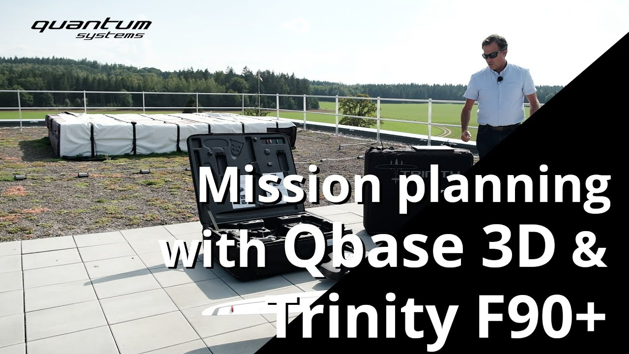 How to plan a mapping mission with #Trinity F90+