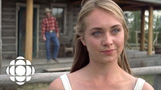 Heartland: classic Amy & Ty moments over the years