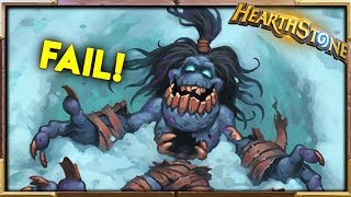 Fail Moments ep.50 | Hearthstone