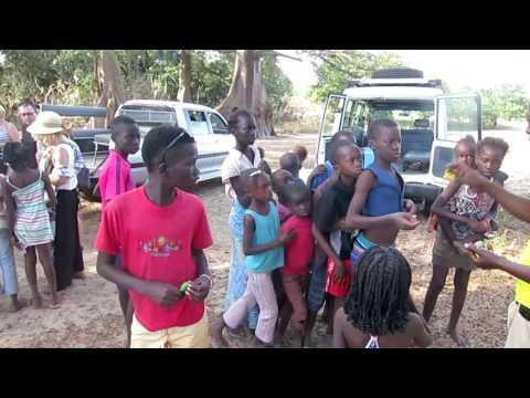 Gambia, Senegal, Gwinea - Bissau 2016 / 2017