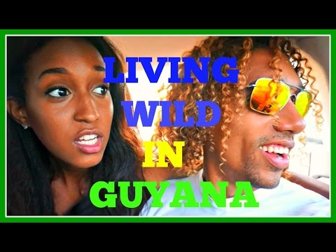 Ep 10 - LIVING WILD IN GUYANA!
