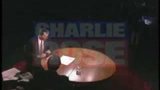 Charlie Rose - Oliver Stone Interview pt. 1
