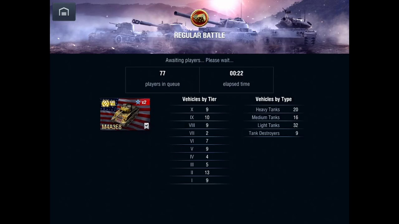 Anyone else stuck? - General Discussion - World of Tanks Blitz