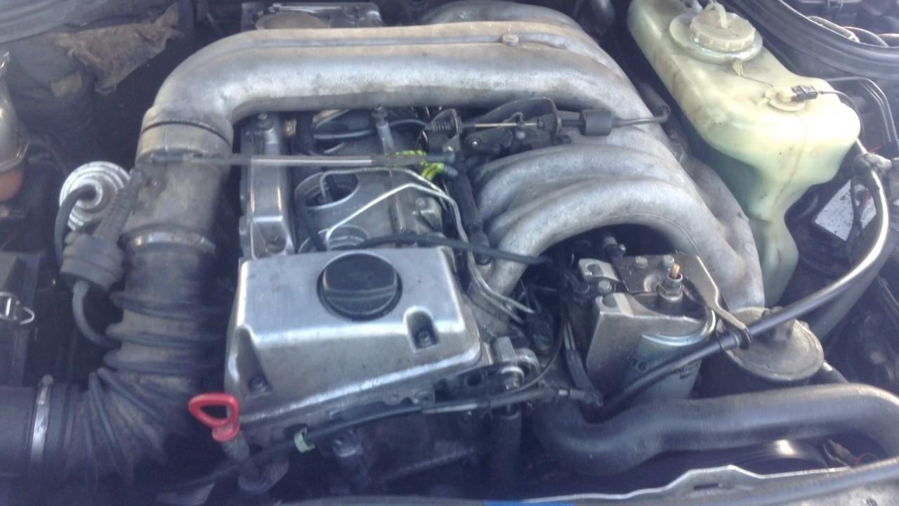 запуск в мороз мотора мерседес 603 дизель