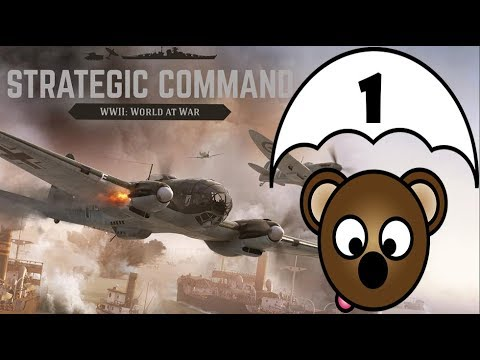 Strategic Command | World at War | Part 1