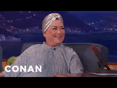 "Lea DeLaria On Her ""Orange Is The New Black"" Love Interest  - CONAN on TBS"