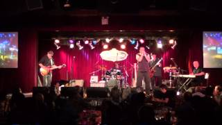 NY Blues Hall of Fame Induction Ceremony w Gabriel Butterfield Band @ BB Kings, NY 080413  Pt 9