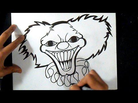 como desenhar um palha o doovi