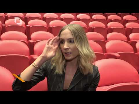 Joanne Froggatt discusses Liar  London Live