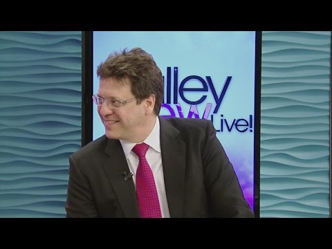 Music director Donato Cabrera guest hosts on Valley View Live!