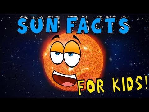 Sun Facts for Kids!