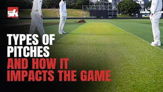 Types of Pitches and how it impacts the Game of Cricket   #CricketPitches screenshot 5