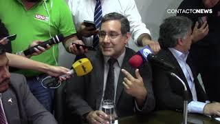 Coronavirus declaraciones de Hernan Rodriguez del Ministerio de Salud de Paraguay