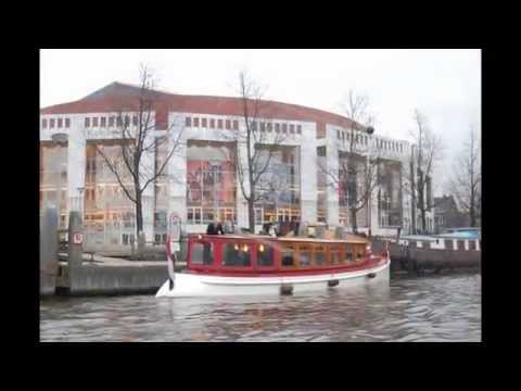 The River Amstel Tour in Amsterdam