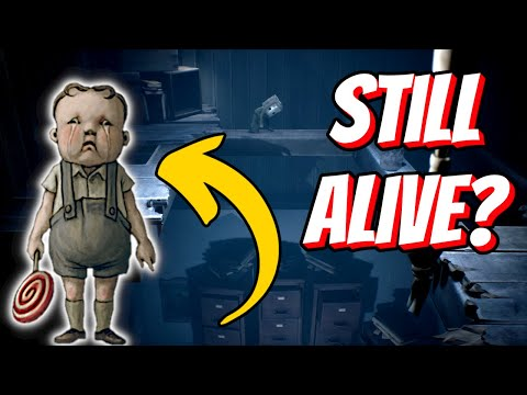 Is the Lollipop Boy Still Alive? | Little Nightmares 2 Theory! |