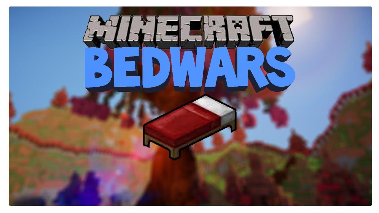 Minecraft Bed Wars Map Rummel Deutsch Youtube