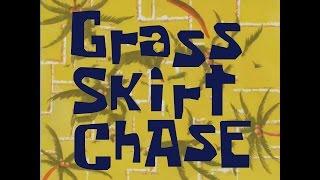 SpongeBob Music: Grass Skirt Chase