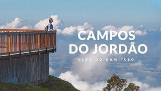 O QUE FAZER em CAMPOS DO JORDÃO gastando POUCO - Vlog do Num Pulo