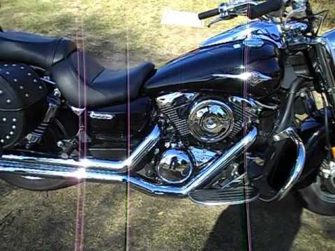 kawasaki vulcan vn 1600 classic youtube. Black Bedroom Furniture Sets. Home Design Ideas