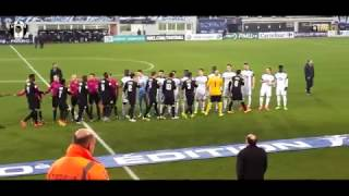 Video Gol Pertandingan CA Bastia vs Angers SCO