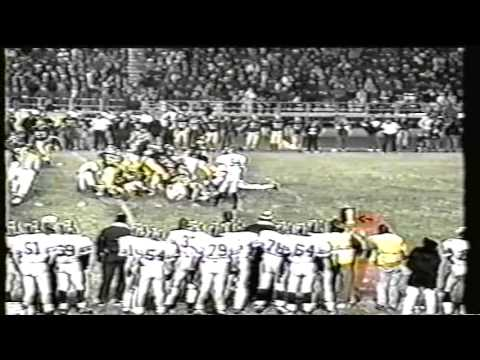 MHS 1996-1997 Football Highlights(2/2)