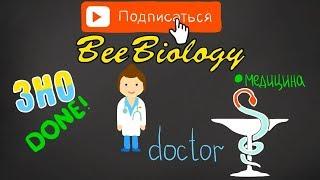 BeeBiology - Подготовка к ЗНО / Изучение Биологии / Медицина / Медицинский ВУЗ /