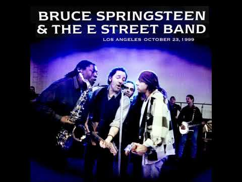 Bruce Springsteen ‐ Darkness on the edge of town (Los Angeles 1999)