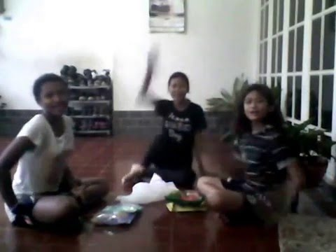 mharsmellow challenge with putri,fathimah,michelle