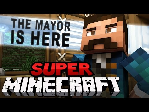 The Grand Mayor  | Super Minecraft Heroes [Ep.77]