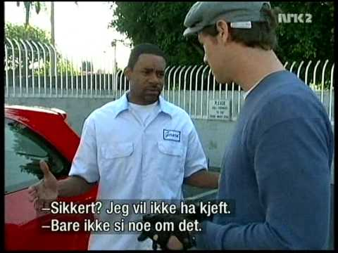 Madtv - Ike and Bobby teaching Jordan how to drive