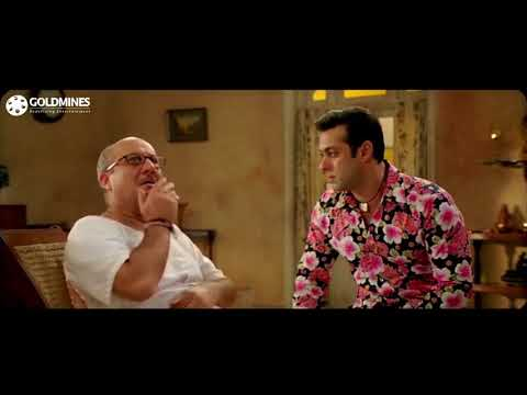Salman Khan in one of the best emotional scenes