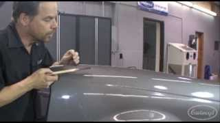 Paint Chip Repair - Painting How To On Kevins Korner With Kevin Tetz - Eastwood