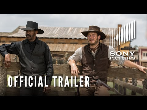 THE MAGNIFICENT SEVEN - Official Trailer...