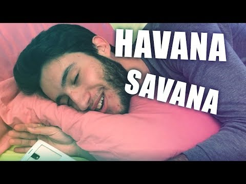 Sabana Parodia Havana Sabana  (Camila Cabello ft. Young Thug)