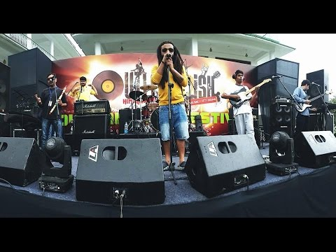 Nasya Band | Outlandish Music Festival, 2014 | Sufi Rock Band, India | Kunaaal Wason