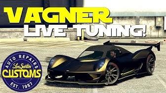 😍Dewbauchee Vagner Live Tuning!😍 [GTA 5 Online Gunrunning Update DLC]