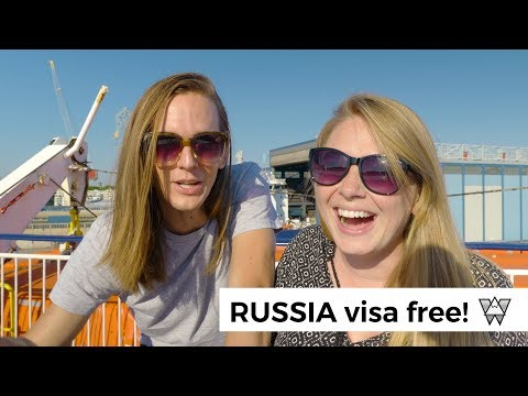 The Russia Visa Loophole! - 🛳 Visit Russia With NO VISA!