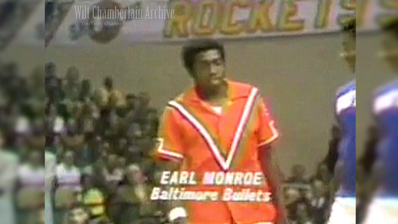 Earl Monroe 21pts 4reb 3stl 1969 NBA ASG Full Highlights