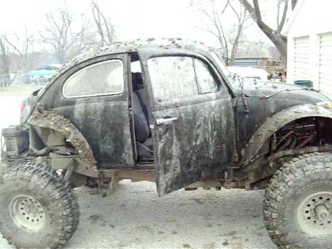 Vw Before The Mud