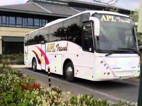 Coach Hire - APL Travel Ltd
