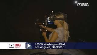 Escape To Virtual Reality: California