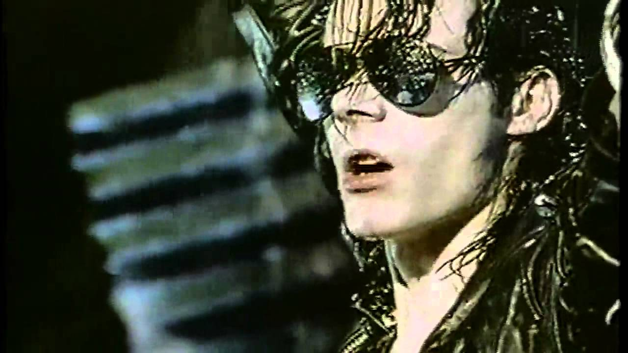 The Sisters Of Mercy - The Unofficial Theme To Angel Heart
