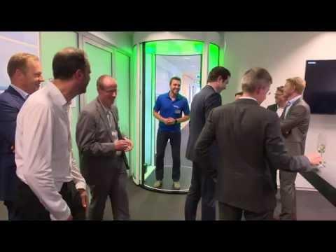 Deloitte Cyber Intelligence Center - aftermovie launch June 2016