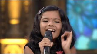 vuclip enno njan ente muttathorattath Song Sing by Shreya Jaydeep on Ugram Ujwalm Stage