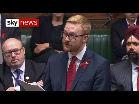 MP Lloyd Russell-Moyle reveals that he is HIV positive