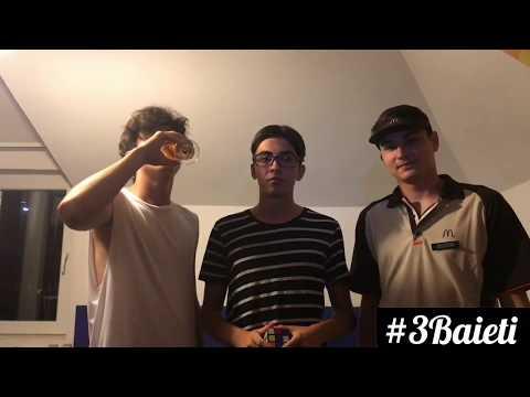 3 băieți- primul episod