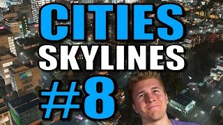 Cities Skylines: Natural Disasters - Alpine Villages Gameplay [Let's Play Natural Disasters] Part 8